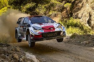 """WRC title hopes have gone from """"bad to worse"""" - Evans"""