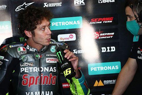 Rossi advierte que su hija no correrá en MotoGP