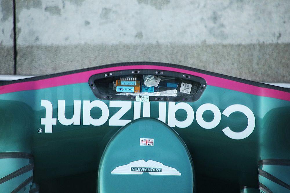 Formel-1-Technik: Detailfotos beim Italien-Grand-Prix 2021