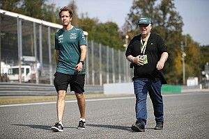"""Vettel """"not worried"""" about Aston Martin future, expects news soon"""