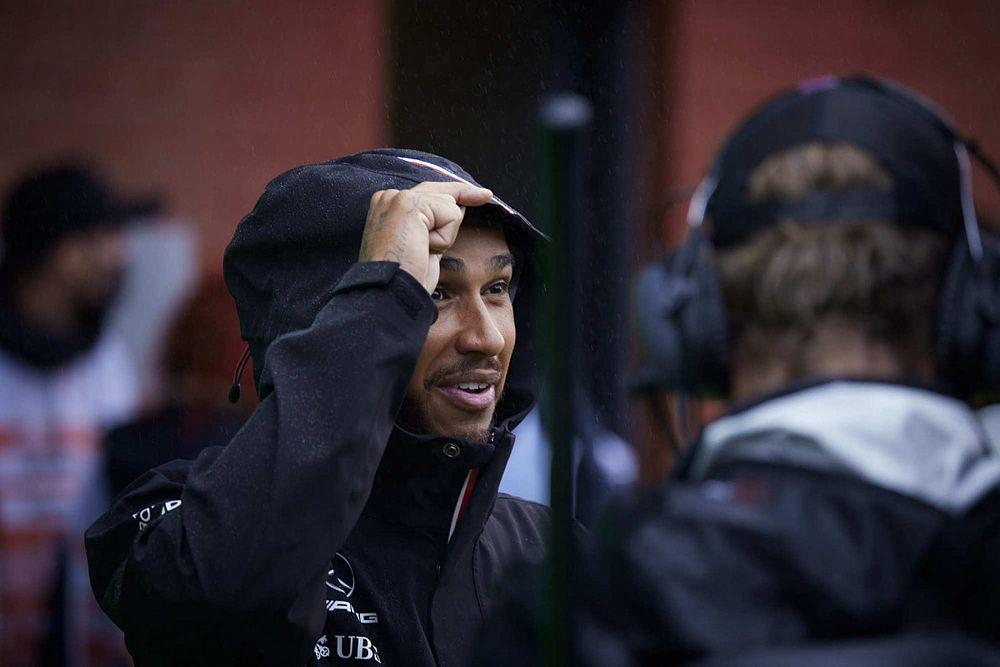 Hamilton felkészült arra, hogy ki fogják fütyülni Zandvoortban: a brit szurkolók nem csinálnak ilyet