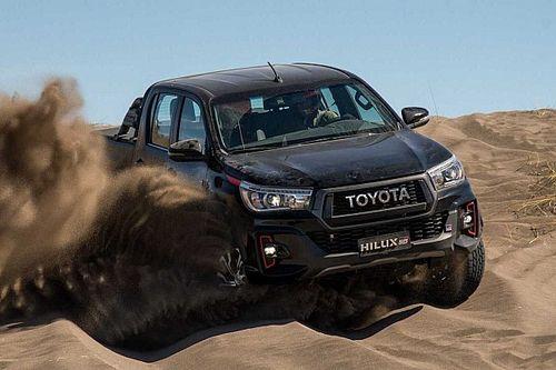 Nova Toyota Hilux GR-Sport só chegará ao Brasil em 2022