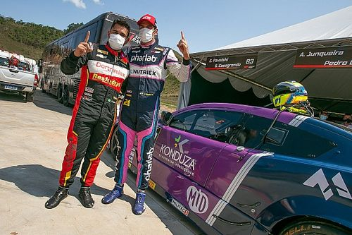 GT Sprint Race: pole, Camilo exalta desafio no Potenza e projeta estratégia para final da Special Edition