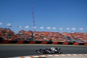 【F1動画】2021年F1第13戦オランダGP予選ハイライト