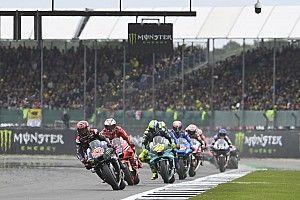 Enam Pabrikan Berbeda Dominasi Silverstone, Bukti Tim MotoGP Kian Imbang