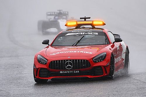 El piloto del Safety Car da su versión del GP de Bélgica de F1