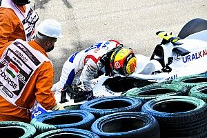 Schumacher Jengkel Tak Catatkan Waktu di Kualifikasi