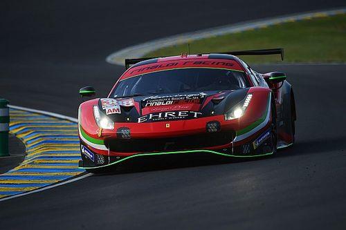 """Bleekemolen blikt terug op kwalificatie: """"Onze Ferrari gaat echt super"""""""