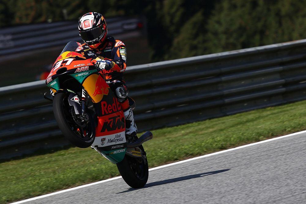 Moto3 Steiermark: Acosta son turda kazandı, Deniz'in takımı hata yaptı