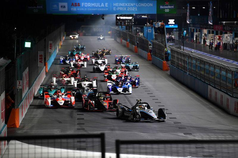 Formula E enjoys record-breaking TV viewing figures for 2020-21 season