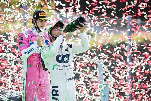 GALERIA: GP da Itália é apenas a décima prova sem Mercedes no pódio desde 2014; veja lista