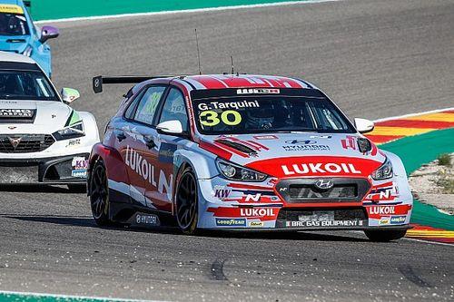 Tarquini ritrova il podio, ma il WTCR non andrà più a Hyundai