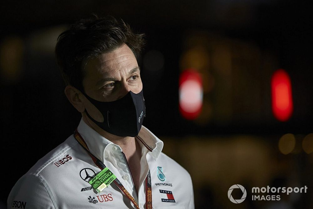 Wolff plaatst kanttekening bij F1-verbod op windtunnels in 2030