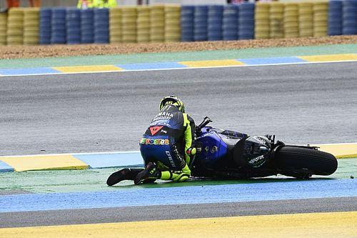 """Rossi: """"Neden kaza yaptığımı anlamadım"""""""