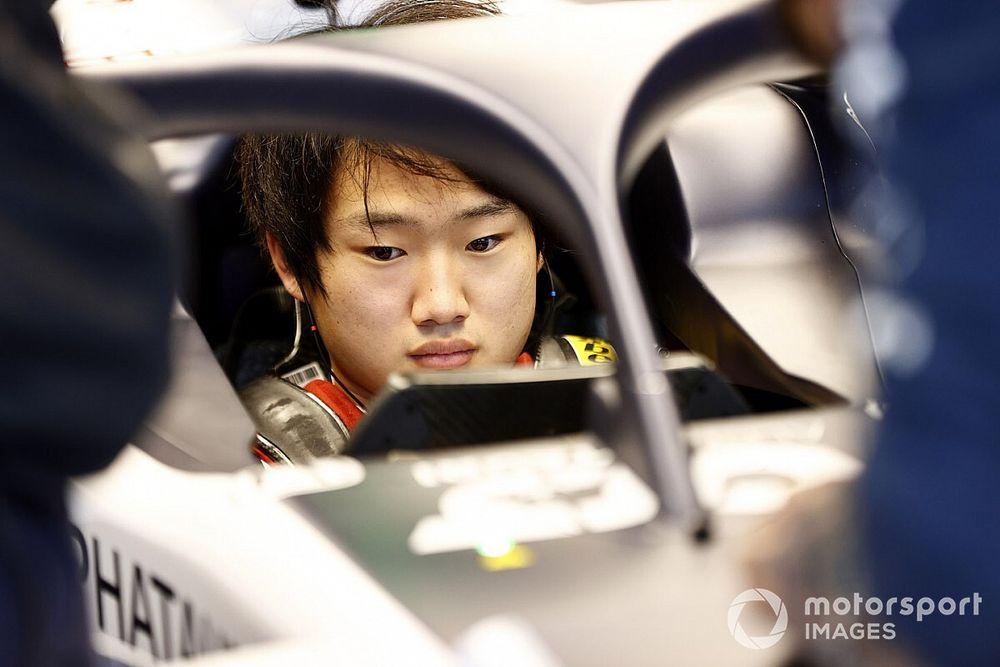 Wie is Yuki Tsunoda? Uitslagen, bio en meer van de nieuwe AlphaTauri-coureur