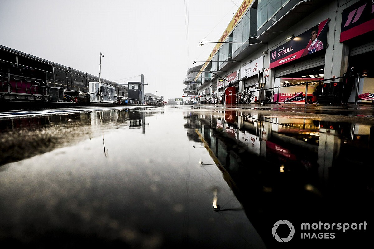 Poor weather forces Nurburgring FP1 cancellation