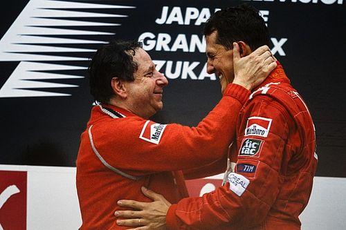 """Todt: """"Schumacher oğlunun başarılarını takip ediyor"""""""