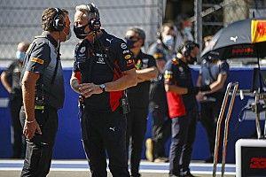 El director deportivo de Red Bull tiene coronavirus