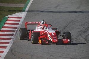 Formula Regional, Barcellona, Gara 2: Rasmussen concede il bis