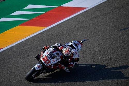 Warm-up - Nakagami interrompt la domination des Yamaha