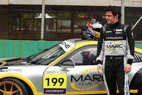Porsche Cup: Marcondes espera chuva e liderança na Porsche Cup