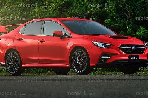 Nuova Subaru WRX, addio al quattro cilindri da 2.0 litri