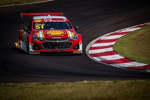 Shell quer se manter protagonista na segunda metade da temporada da Stock Car