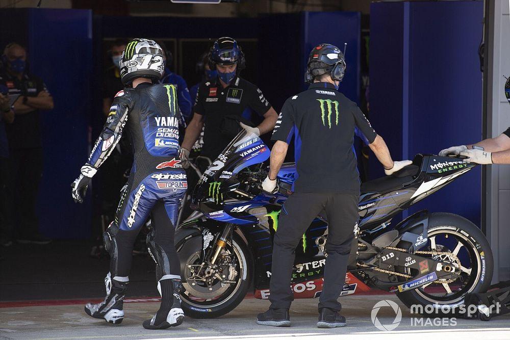 Plusieurs ingénieurs Yamaha absents au Mans à cause du COVID-19