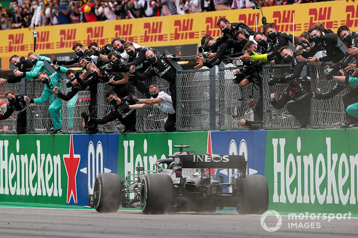 Internationale media over Hamilton, Verstappen en de Portugese GP