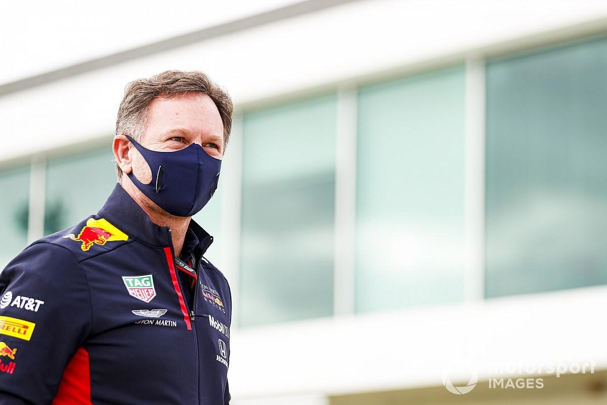 """Horner: """"Albon, 2020'yi Red Bull'da tamamlayacak"""""""