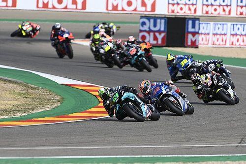 Fotogallery MotoGP: Morbidelli trionfa nel GP di Teruel