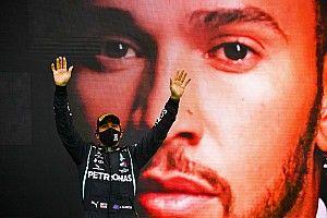 Фото дня: Хэмилтон обогнал Шумахера и стал рекордсменом по числу побед в Формуле 1
