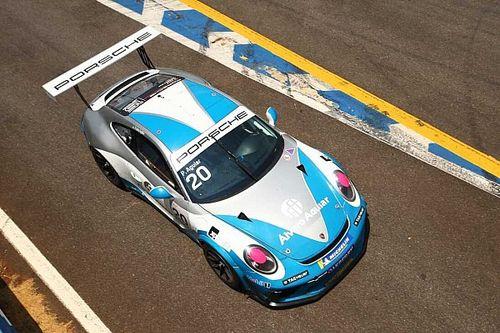 Porsche Carrera Cup: Pedro Aguiar fecha etapa de Goiânia com vitória após domínio