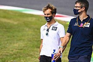 """Vettel, """"kazananlar kulübüne"""" dahil olan Gasly'i telefonda tebrik etmiş"""