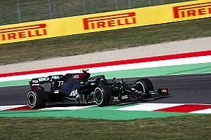 F1: Bottas mantém domínio e bate recorde de Mugello no segundo treino livre para o GP da Toscana