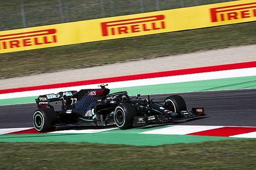 A második szabadedzésen is Bottas volt a leggyorsabb, Leclerc és Raikkönen a Top 10-ben, Norris megtörte a McLarent!
