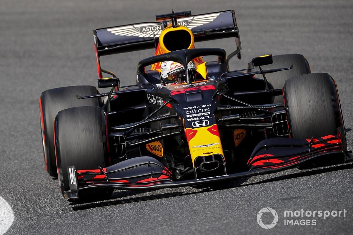"""Verstappen, a dos décimas de Mercedes: """"Podemos estar satisfechos"""""""