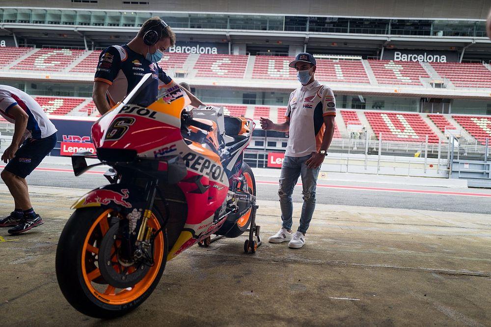 MotoGP: Álex questiona se Marc Márquez volta a correr em 2020