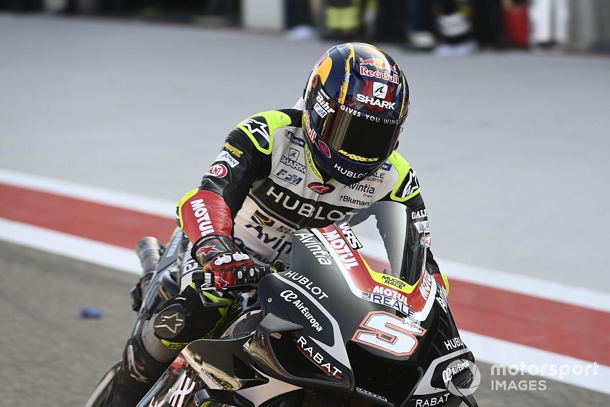 Pour Zarco, la Ducati a le potentiel pour le podium pratiquement partout