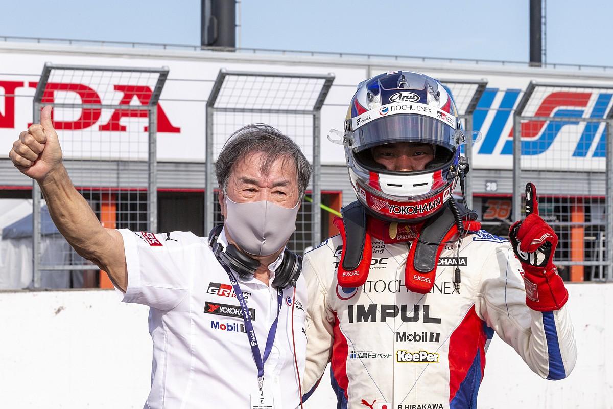 平川亮、SFもてぎ大会で連覇達成「次のレースでも優勝を狙っていく」