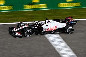 "Grosjean : Haas ne perd ""quasiment rien"" avec les modes moteur"