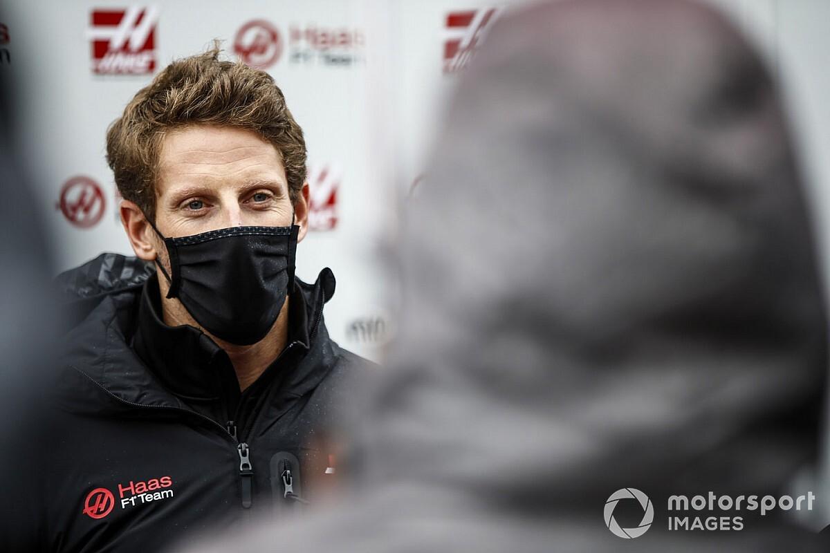 """Steiner: """"Grosjean'ın puan alması, 2021 kararını etkilemeyecek"""""""