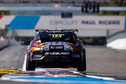 TCR Europe: al Paul Ricard è festa Honda con Lloyd e Mike Halder