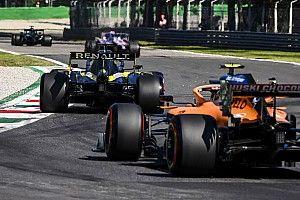 F1イタリアGP決勝戦略予測:高速モンツァは1ストップで走り切る? ルノーのペースに注目