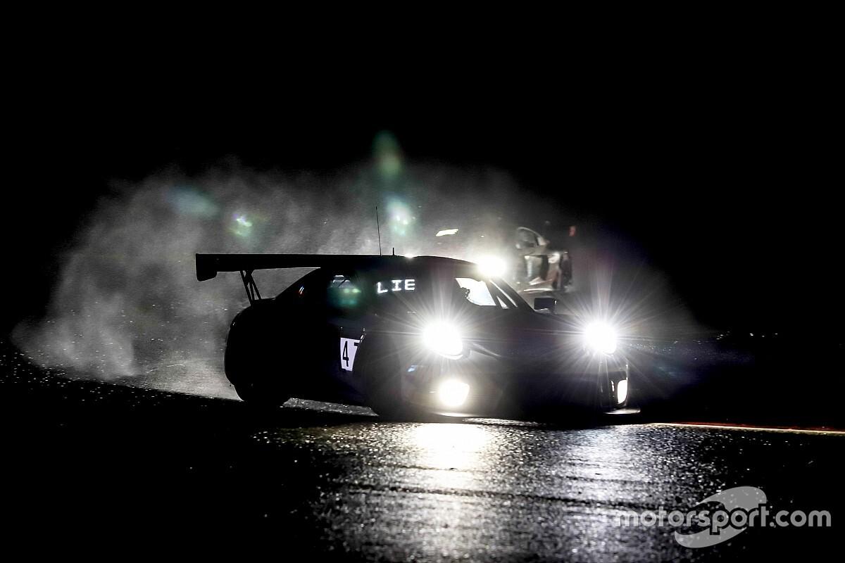 Noc Porsche w Spa