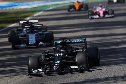 Volledige uitslag tweede training F1 Grand Prix van Italië