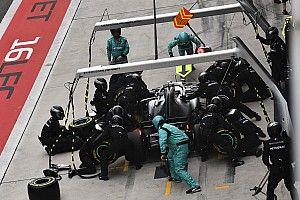 Analyse: Der (fast) perfekte Doppelstopp von Mercedes