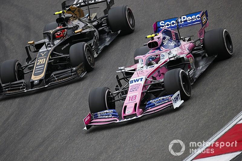 Racing Point vs. Haas: hatékonyság a sebesség ellen