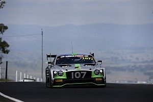 Bathurst 12 Hour: Bentley leads the way in final practice