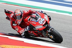 Dovizioso fears COTA podium is out of reach